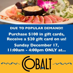 Cobalt Gift Card Promo 2